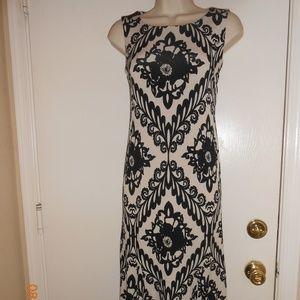 Julian Taylor New York sz 6 Dress flare bottom